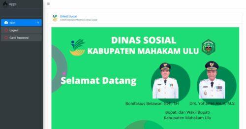 Dinas Sosial Mahulu